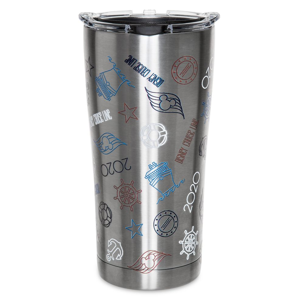 Disney Cruise Line 2020 Stainless Steel Travel Tumbler by Tervis