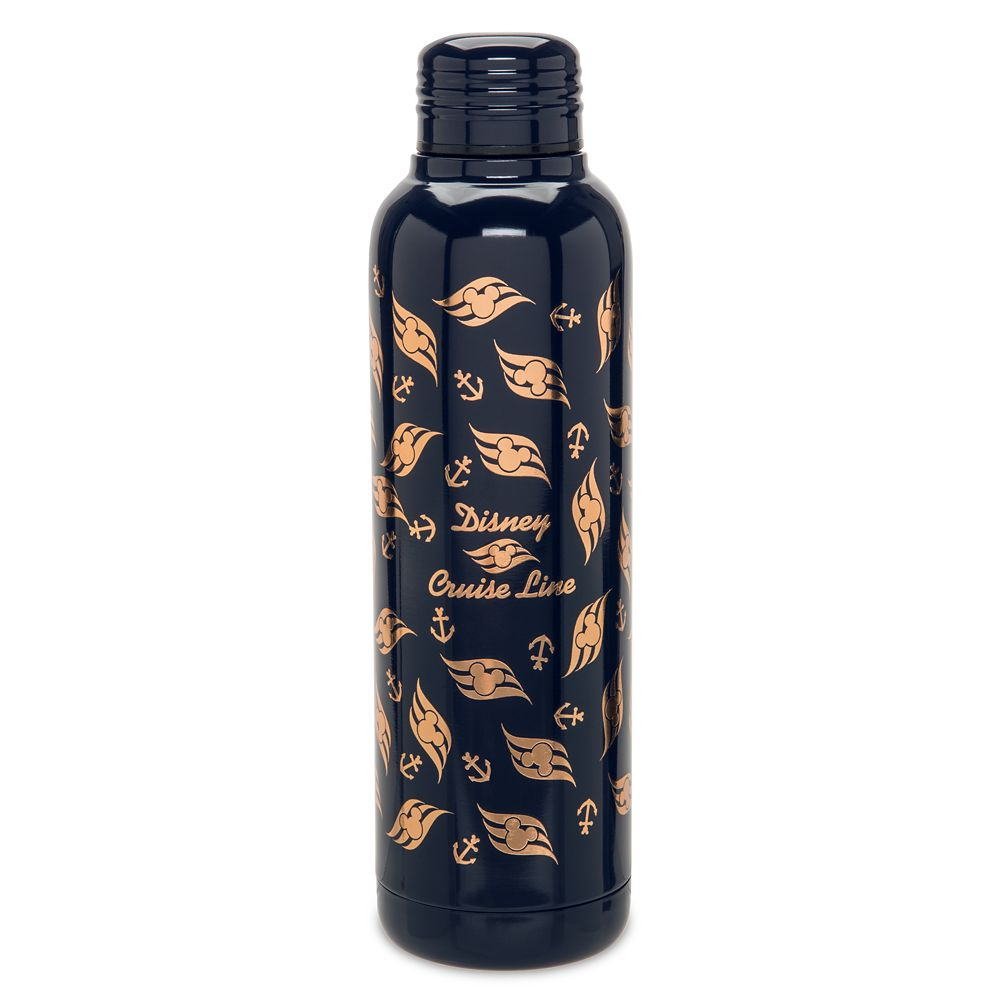 Disney Cruise Line Metal Water Bottle