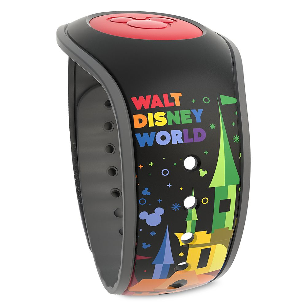 Rainbow Disney Collection Mickey Mouse MagicBand 2