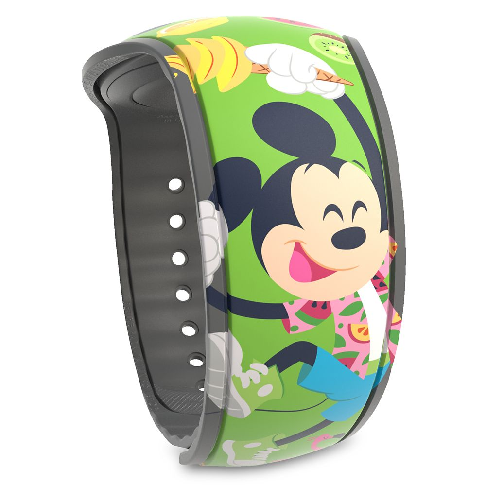 Mickey Mouse Summer Slice MagicBand 2 – Limited Release