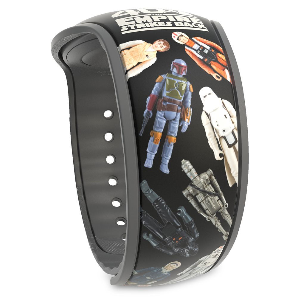 Star Wars: The Empire Strikes Back 40th Anniversary MagicBand 2 – Limited Release