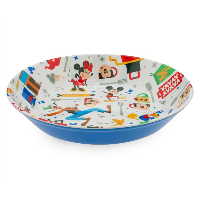 Mickey Mouse and Friends Serving Bowl