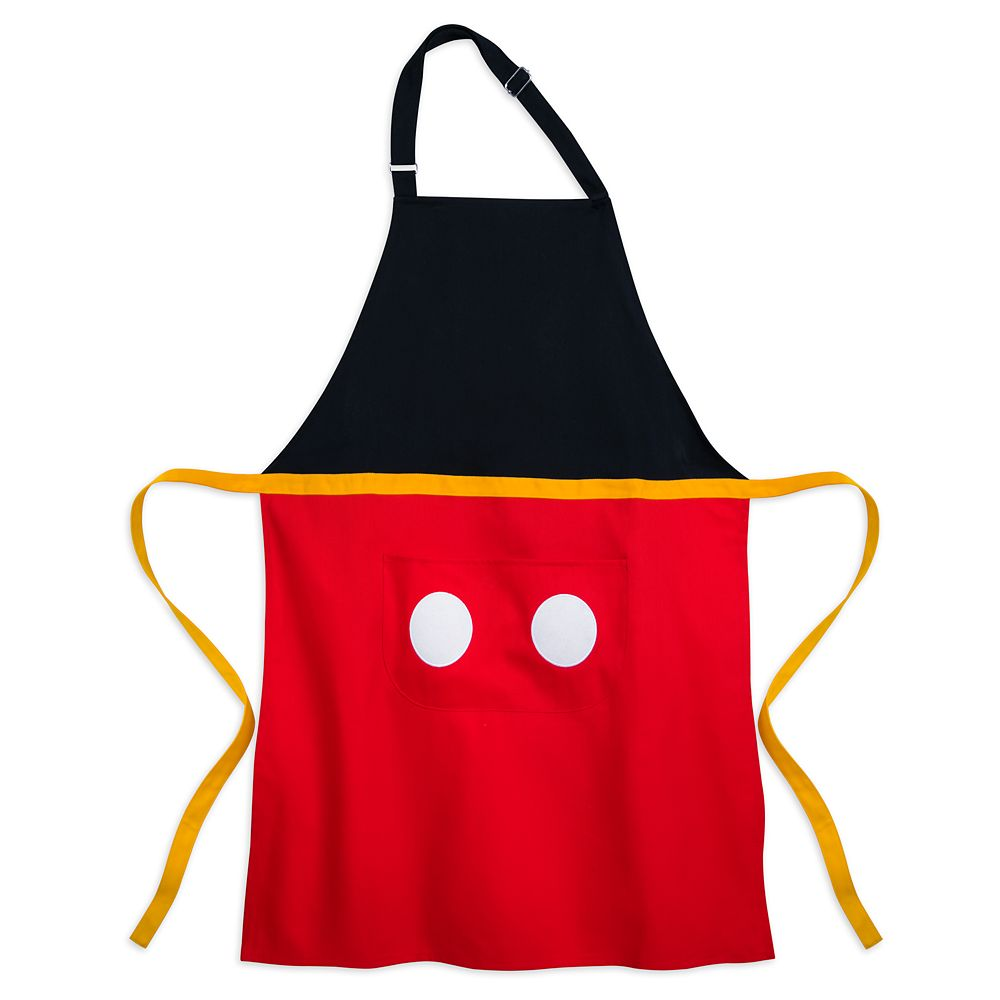 Mickey Mouse Apron for Adults