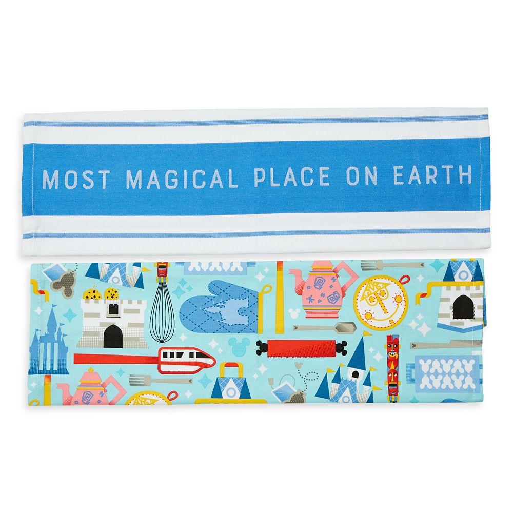 Disney Parks Mousewares Kitchen Towel Set – Walt Disney World