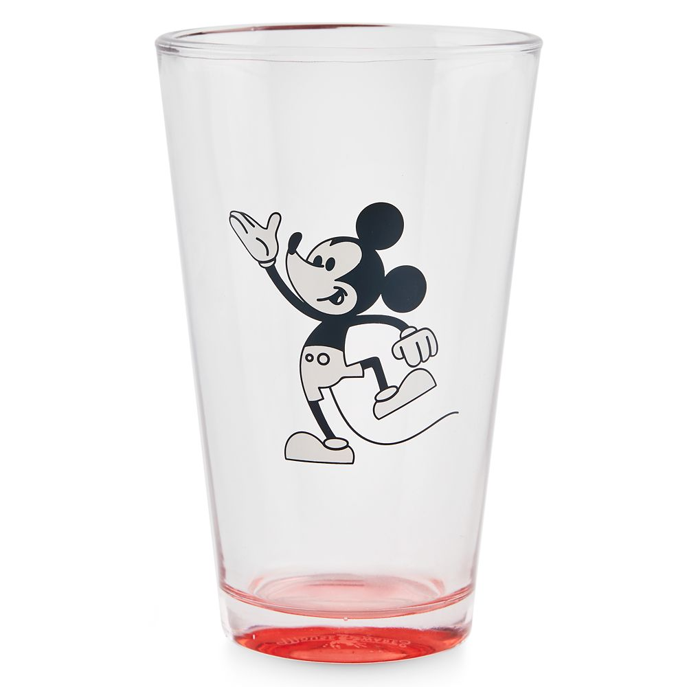Mickey Mouse and Friends Drinking Glass Set