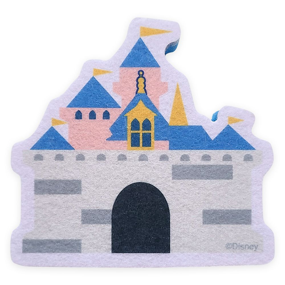 Sleeping Beauty Castle Sponge