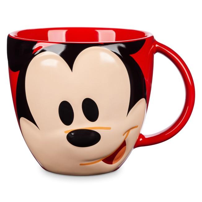 Mickey Mouse Face Mug