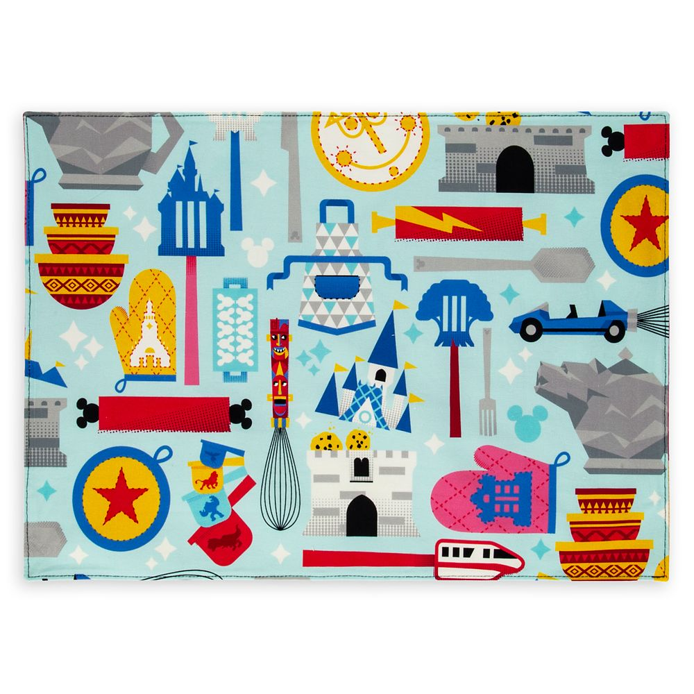 Mickey Mouse and Friends Placemat Set