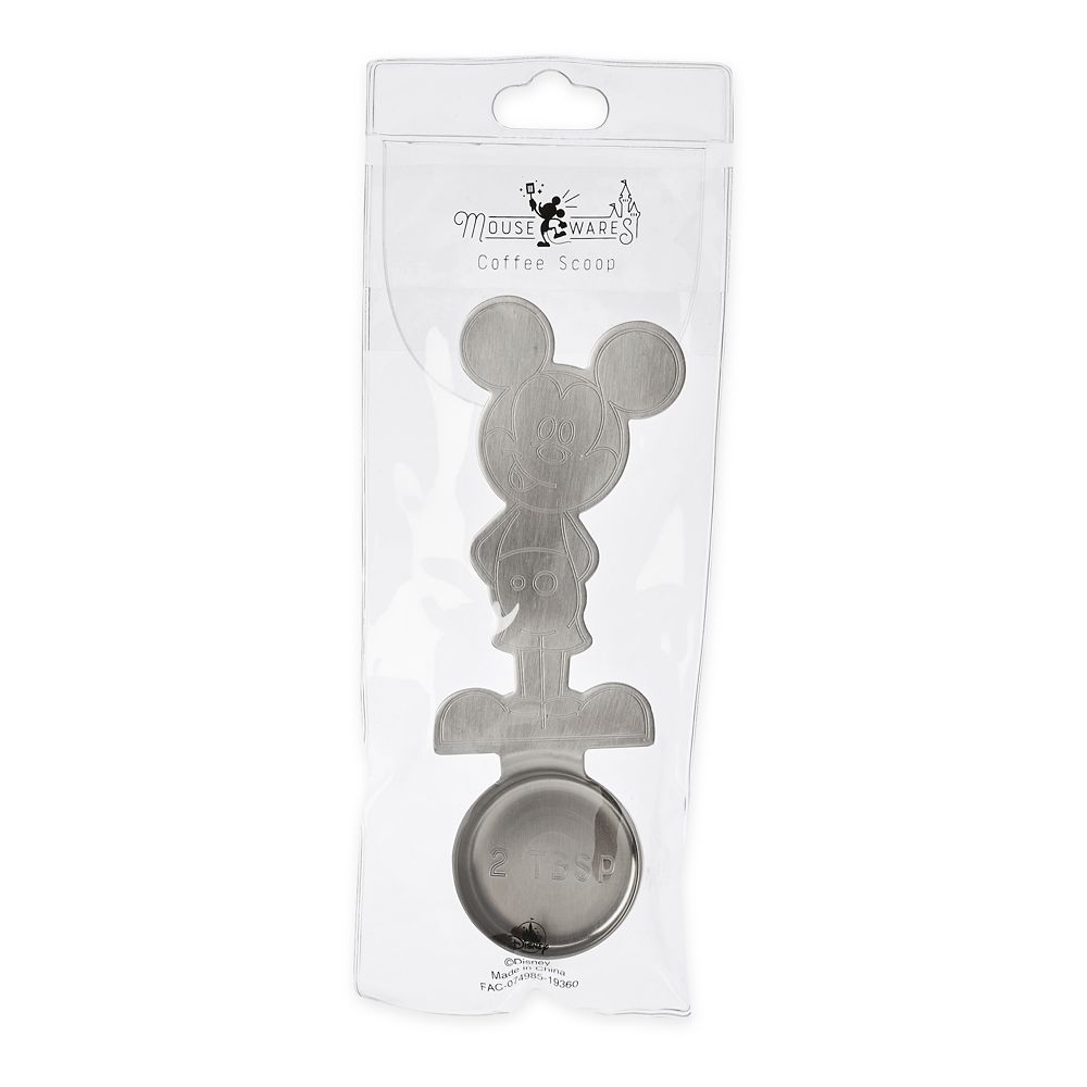 Mickey Mouse Coffee Scoop