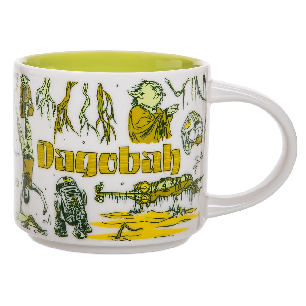 Dagobah Mug by Starbucks Star Wars: The Empire Strikes Back Official shopDisney