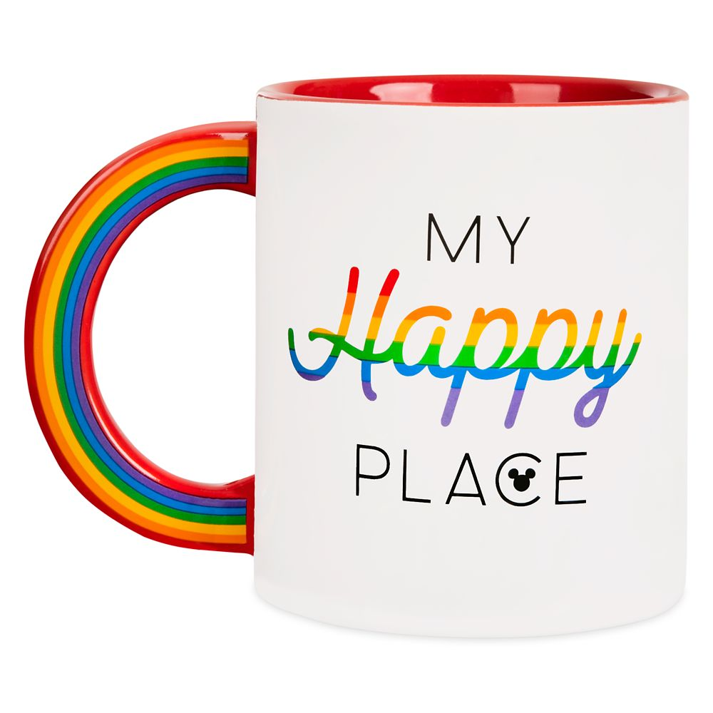 Rainbow Disney Collection Mug