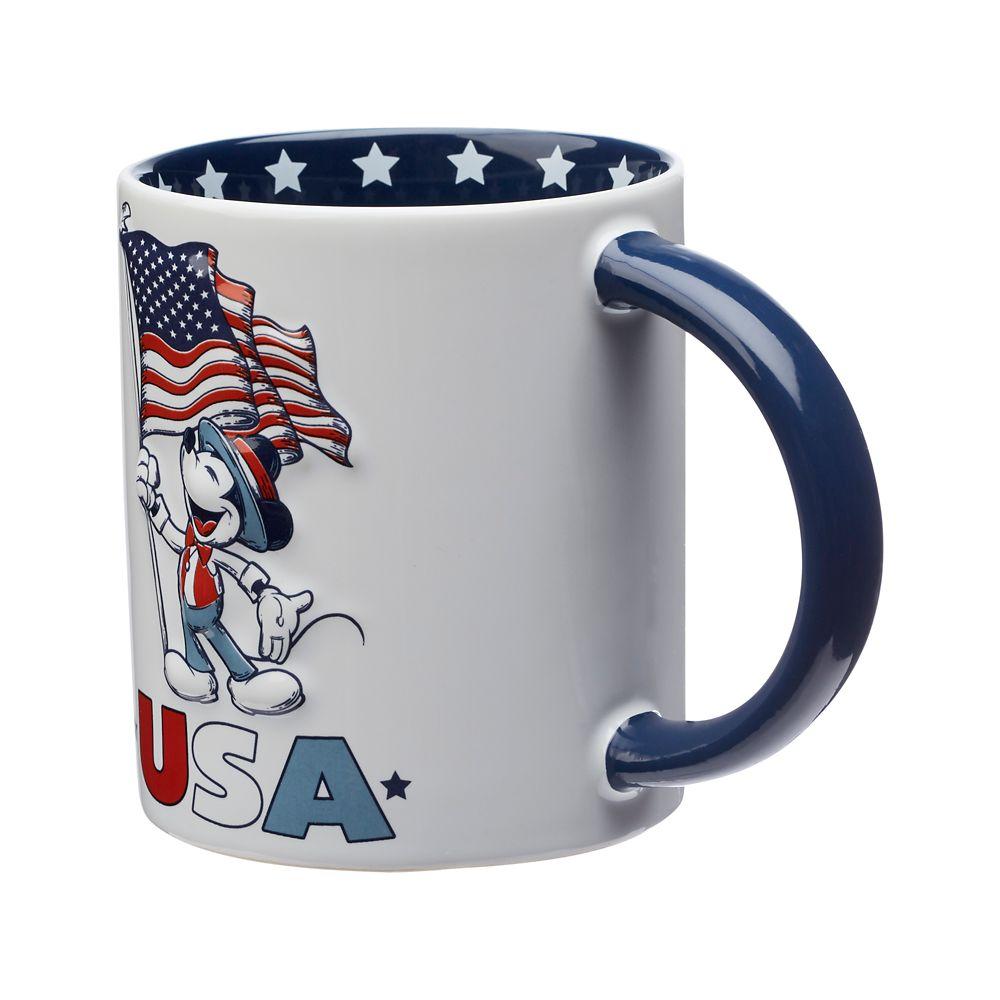 Mickey Mouse Americana Mug