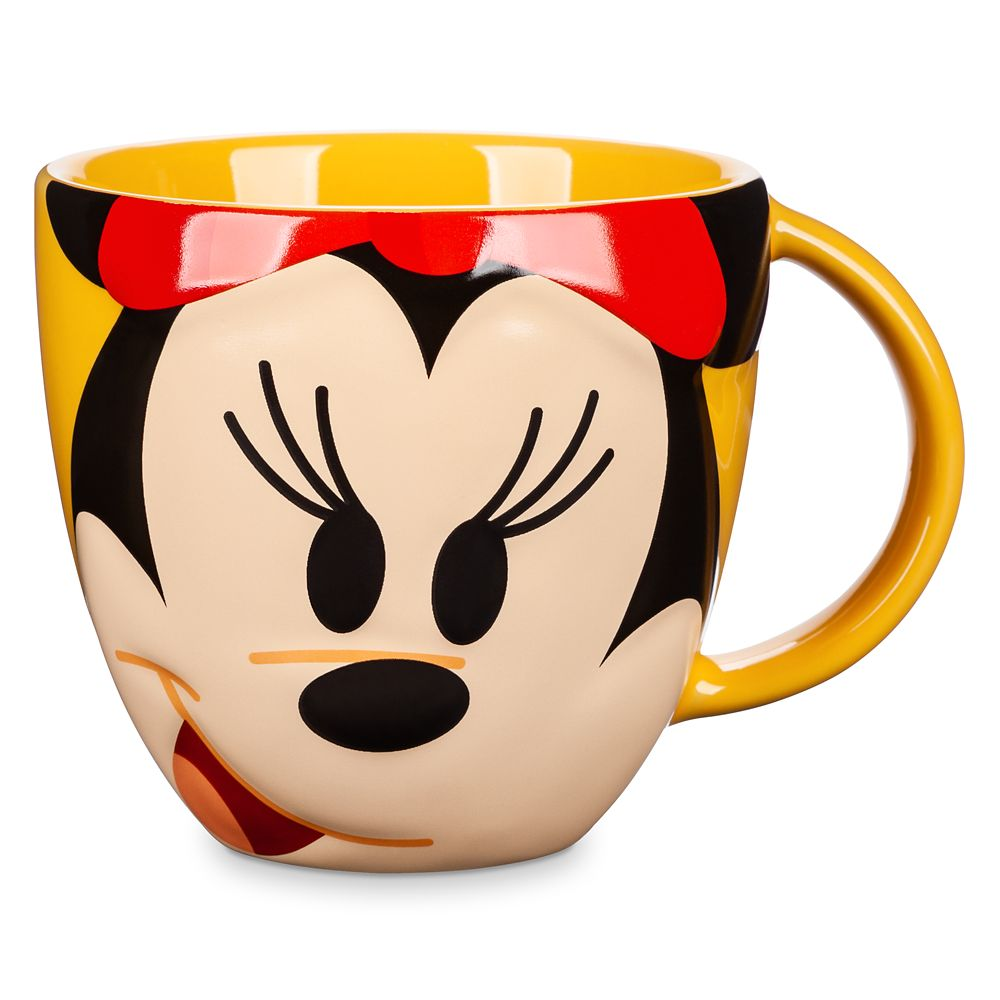 Minnie Mouse Face Mug