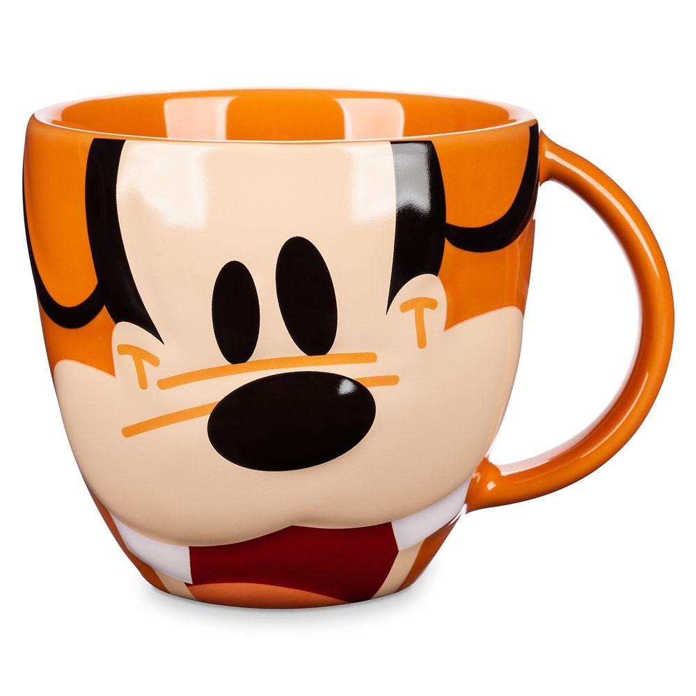 Goofy Face Mug