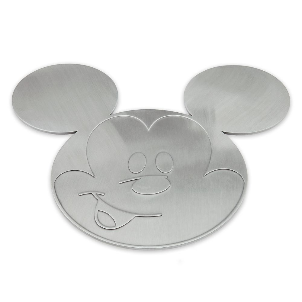 Mickey Mouse Metal Trivet