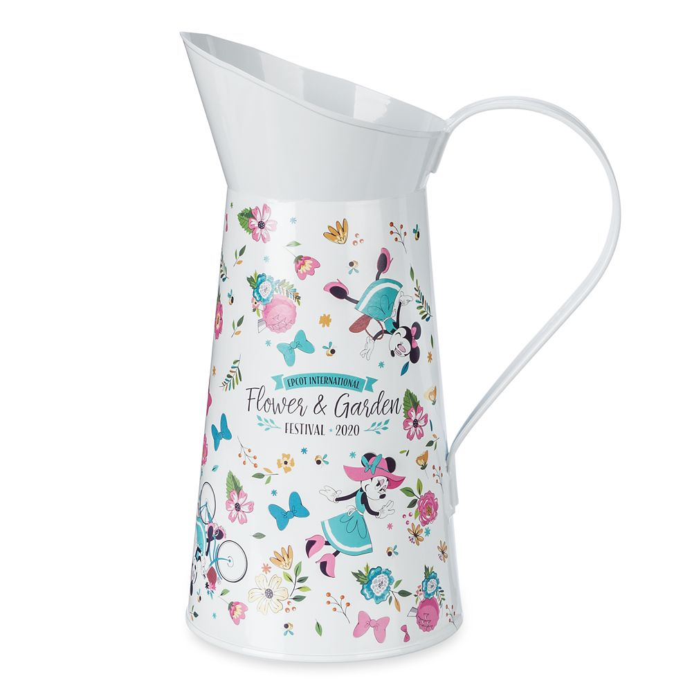 Minnie Mouse Watering Can – Epcot International Flower and Garden Festival 2020