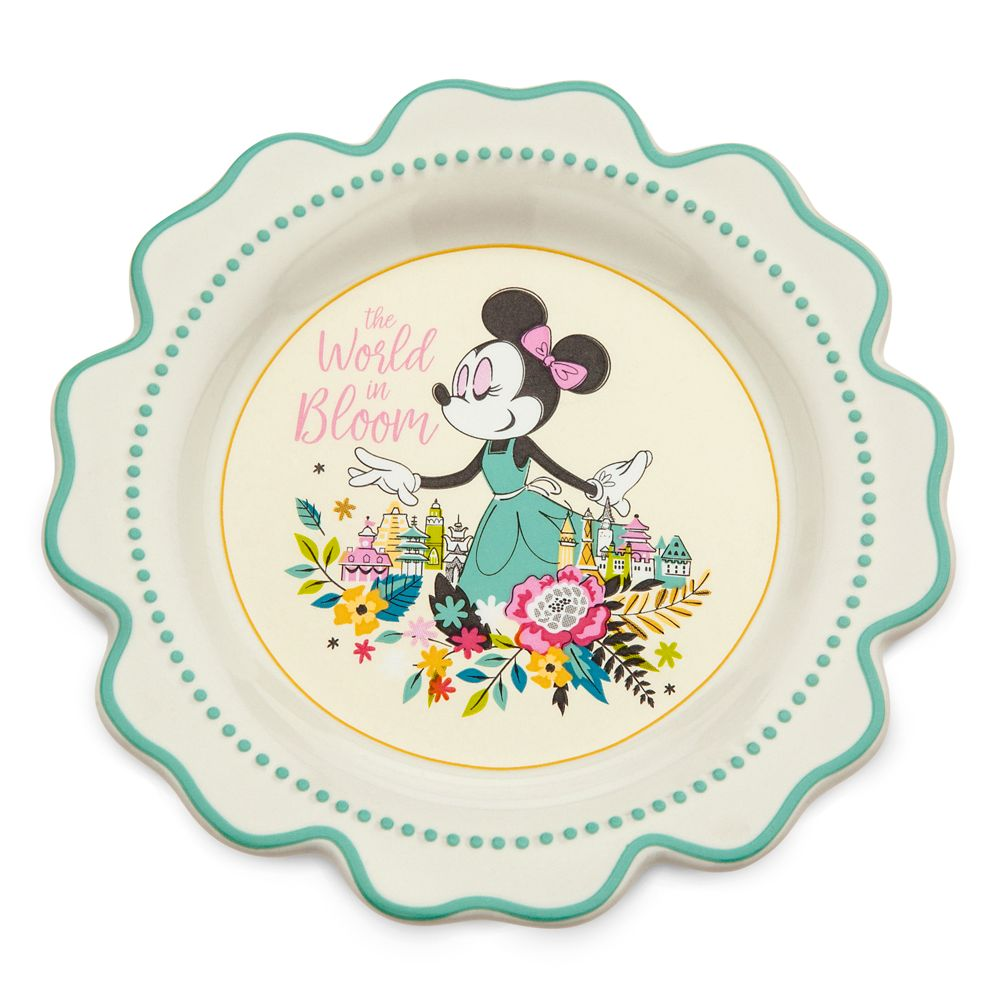 Minnie Mouse Trinket Dish – Epcot International Flower and Garden Festival 2020