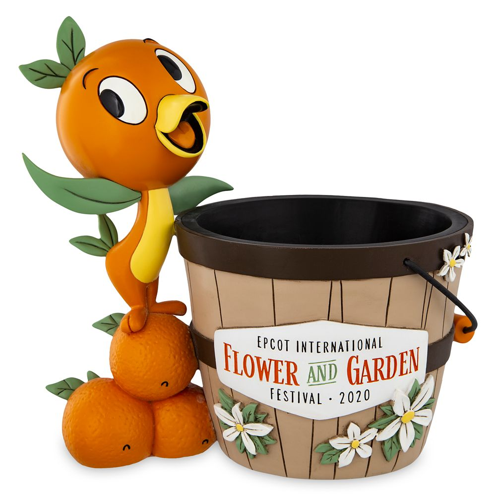 Orange Bird Planter – Epcot International Flower and Garden Festival 2020