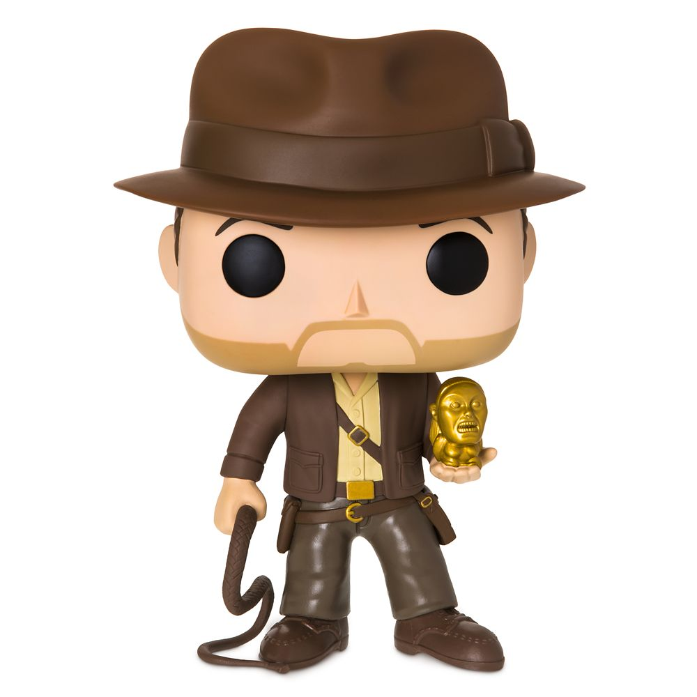 Indiana Jones Pop! Vinyl Figure by Funko – 10''