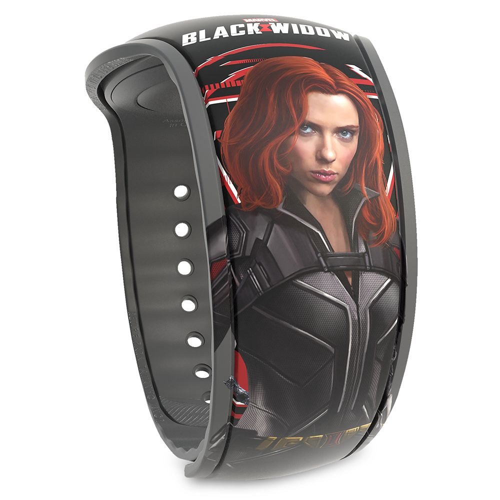 Black Widow MagicBand 2 – Limited Edition