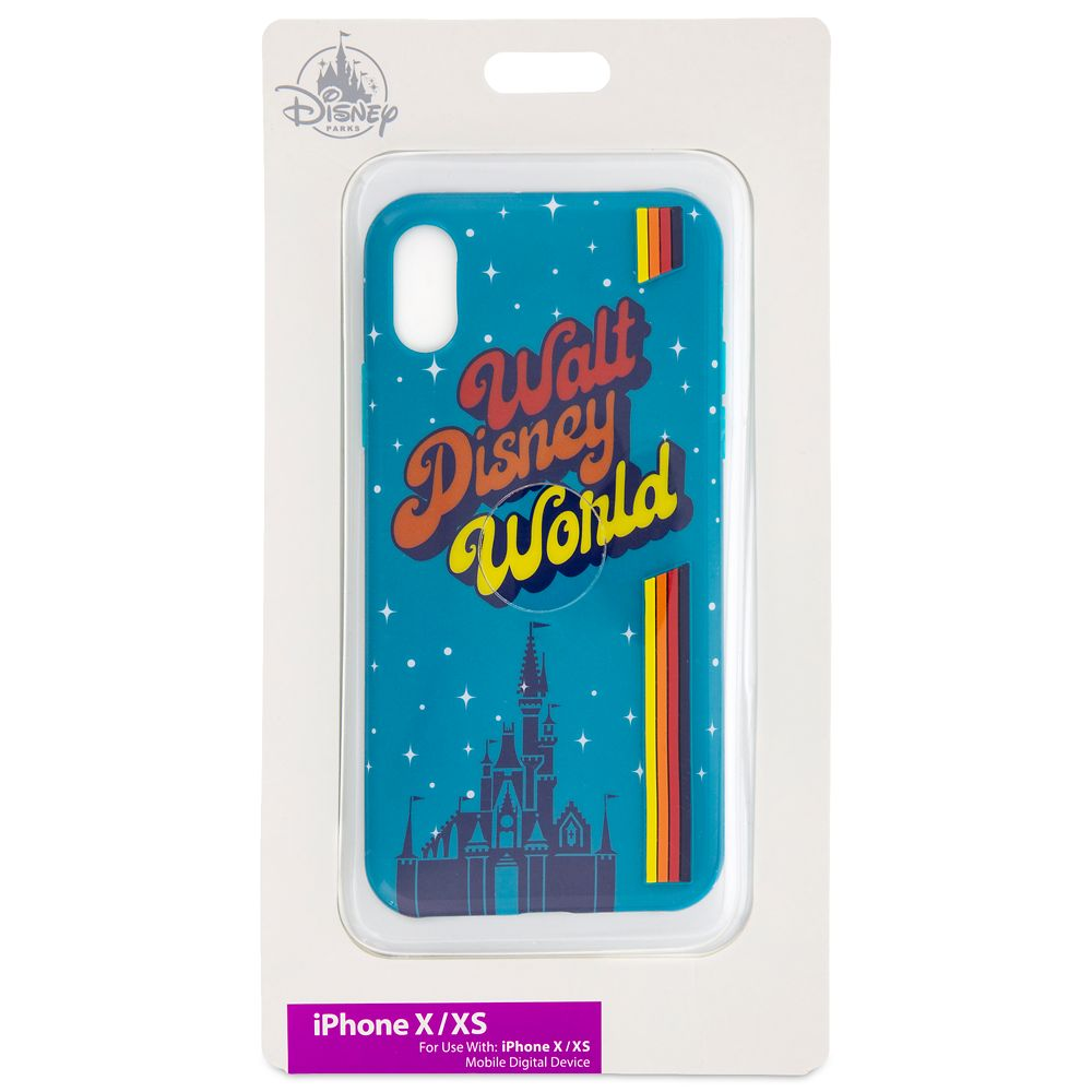 Walt Disney World iPhone X/XS Case
