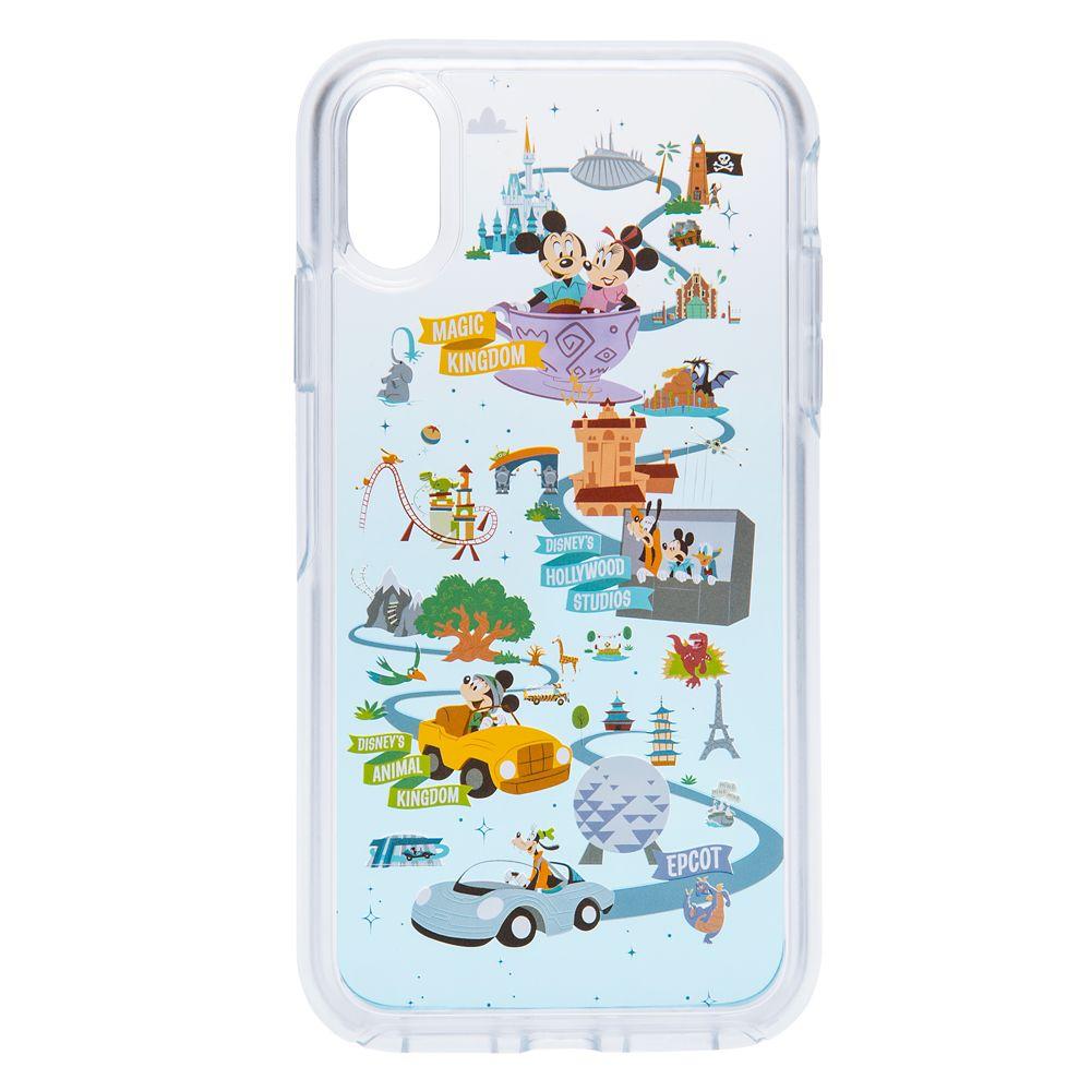 Disney Park Life iPhone XR Case by Otterbox – Walt Disney World