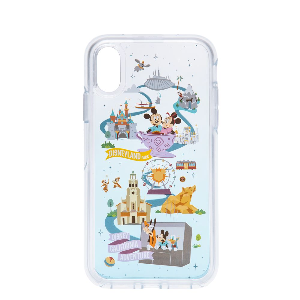 Disney Park Life iPhone X/XS Case by Otterbox – Disneyland