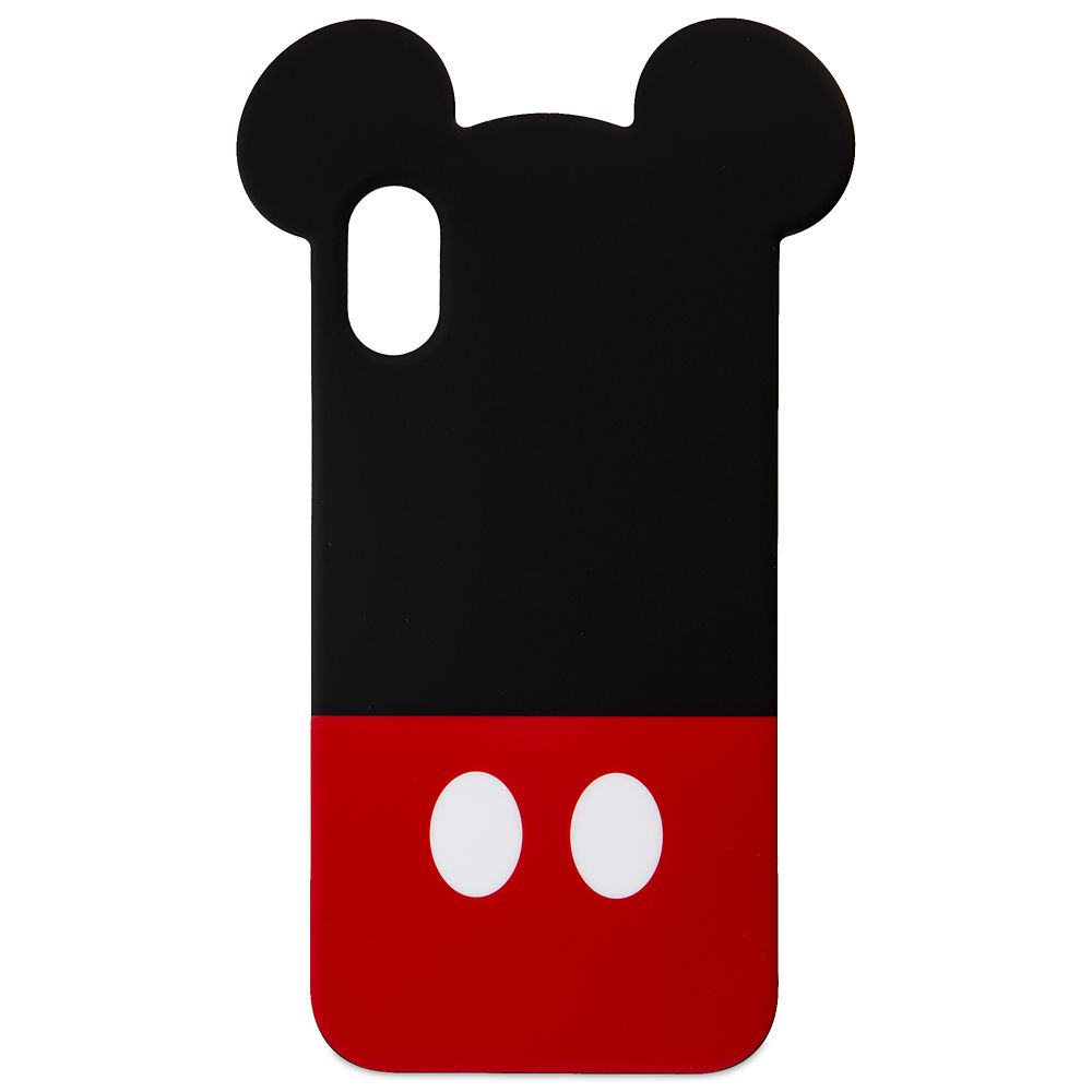 Mickey Mouse Icon iPhone X/XS Case