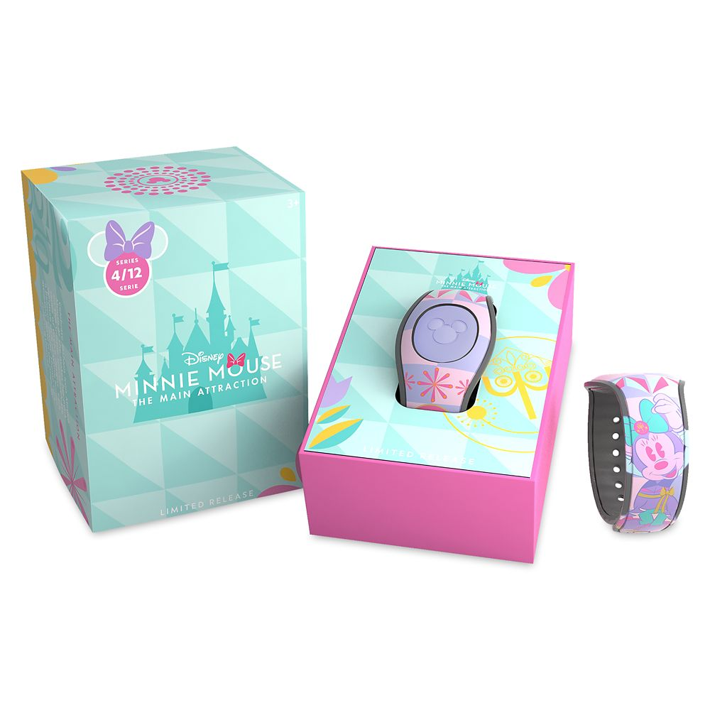 Minnie Mouse: The Main Attraction MagicBand 2 – ''it's a small world'' – Limited Release