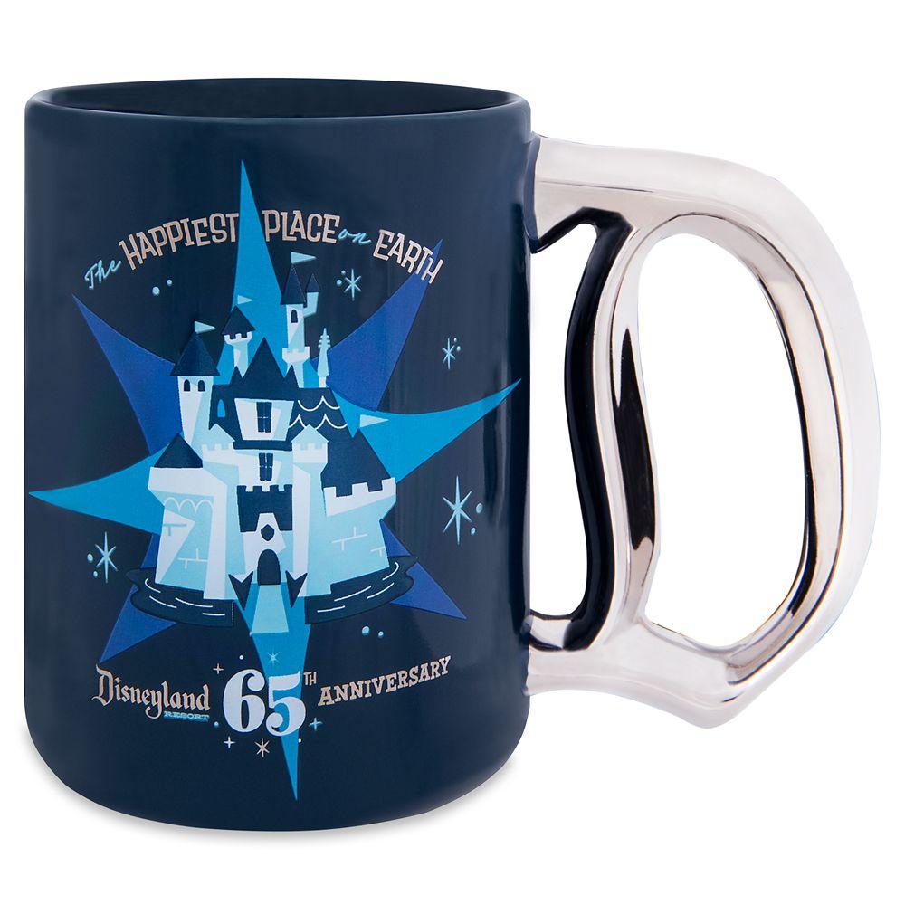 Disneyland 65th Anniversary Mug