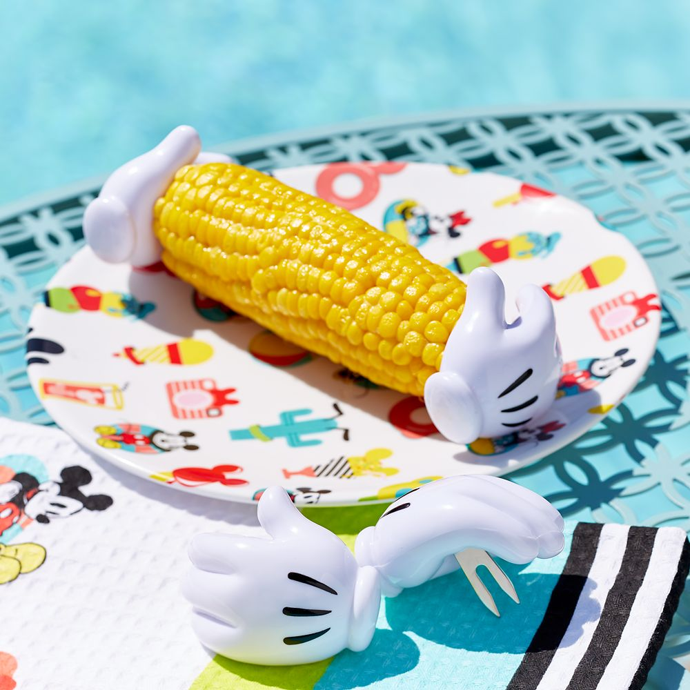 Mickey Mouse Glove Corn Holders