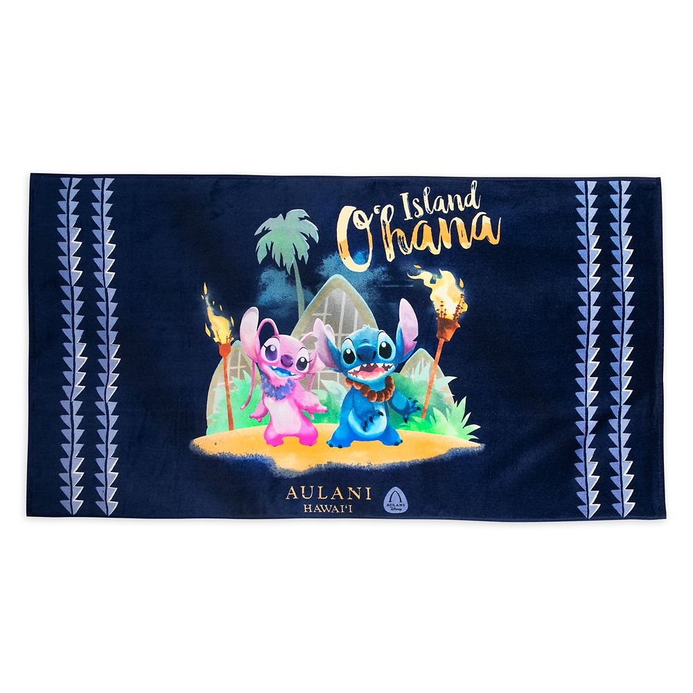 Stitch Beach Towel – Aulani, A Disney Resort & Spa