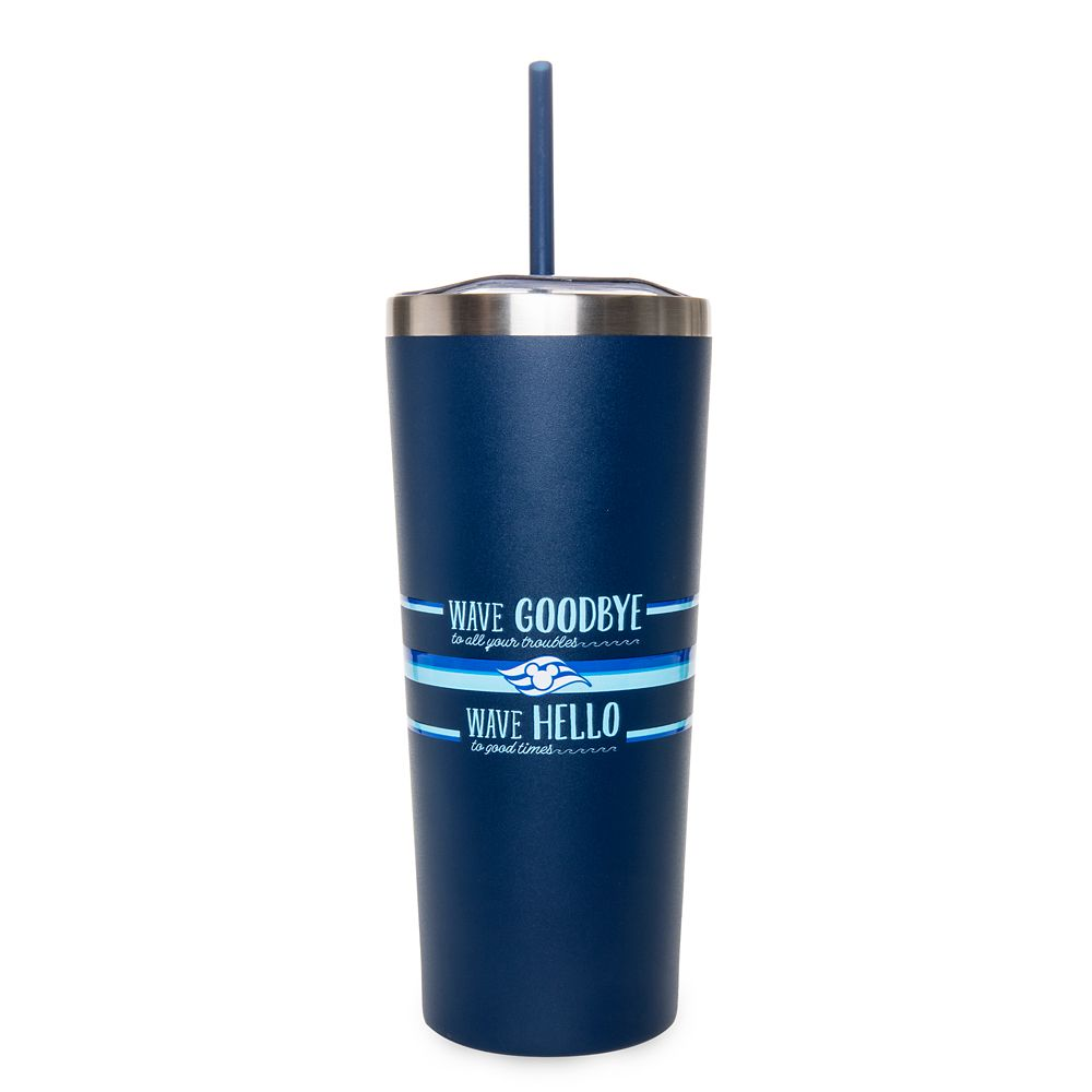 Mickey Mouse Travel Tumbler – Disney Cruise Line