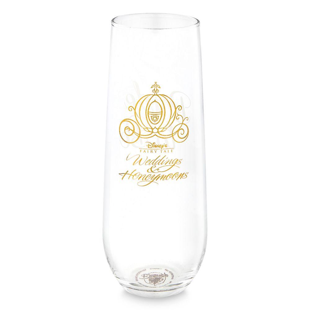 Disney Fairy Tale Weddings Bride Glass Tumbler