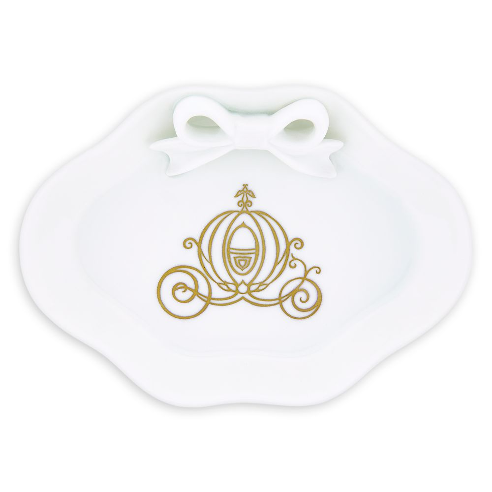 Cinderella Coach Trinket Dish – Disney Fairy Tale Weddings