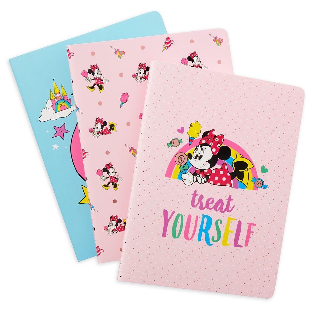Minnie Mouse Journal Set