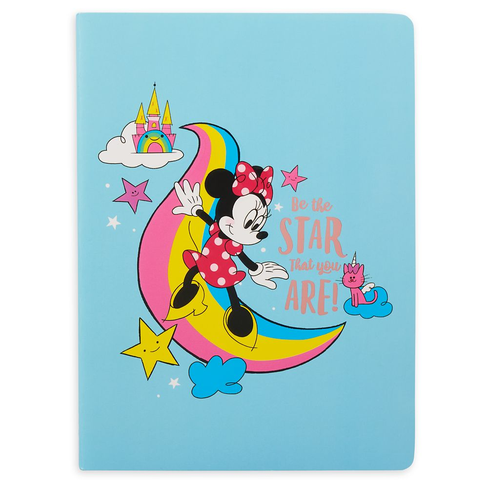 Minnie Mouse Journal Set