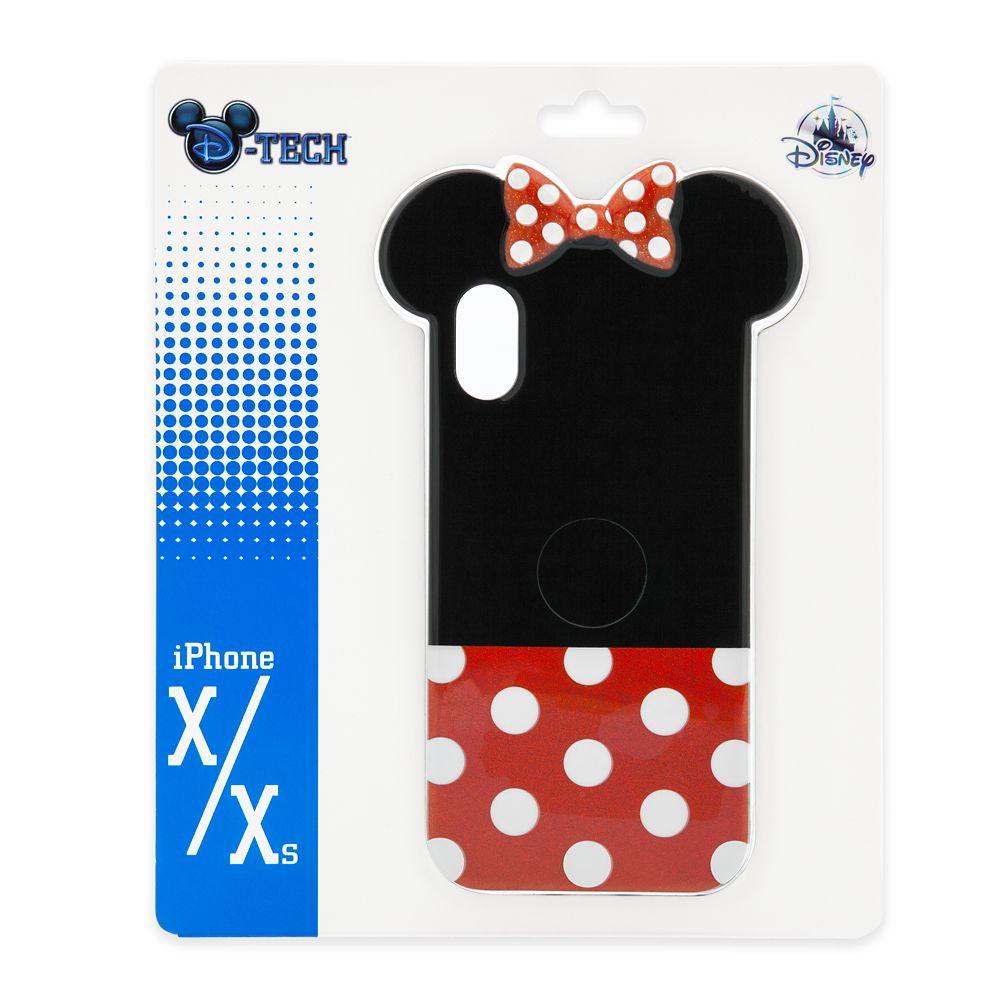 Minnie Mouse iPhone X/XS Case
