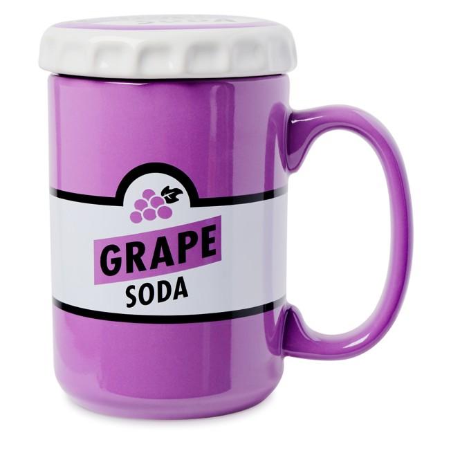 Grape Soda Mug with Lid – Up
