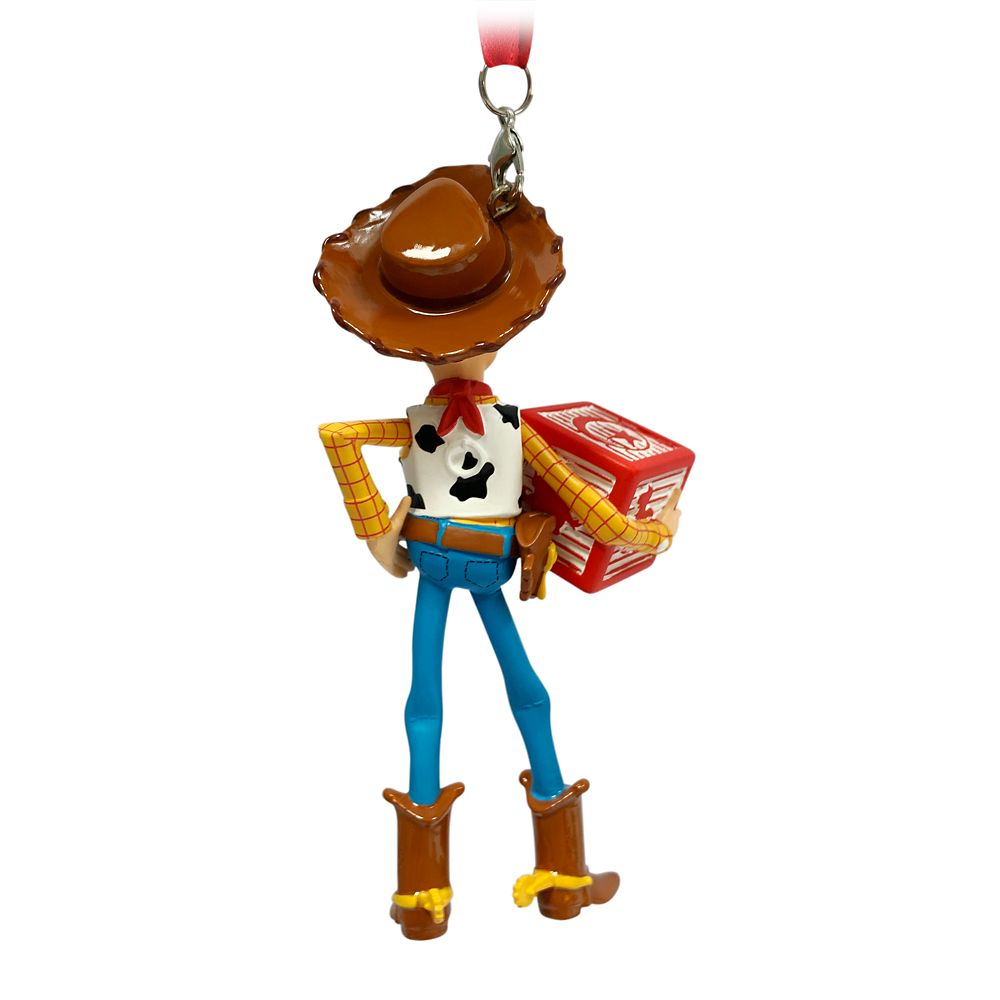 Woody Figural Ornament – Toy Story