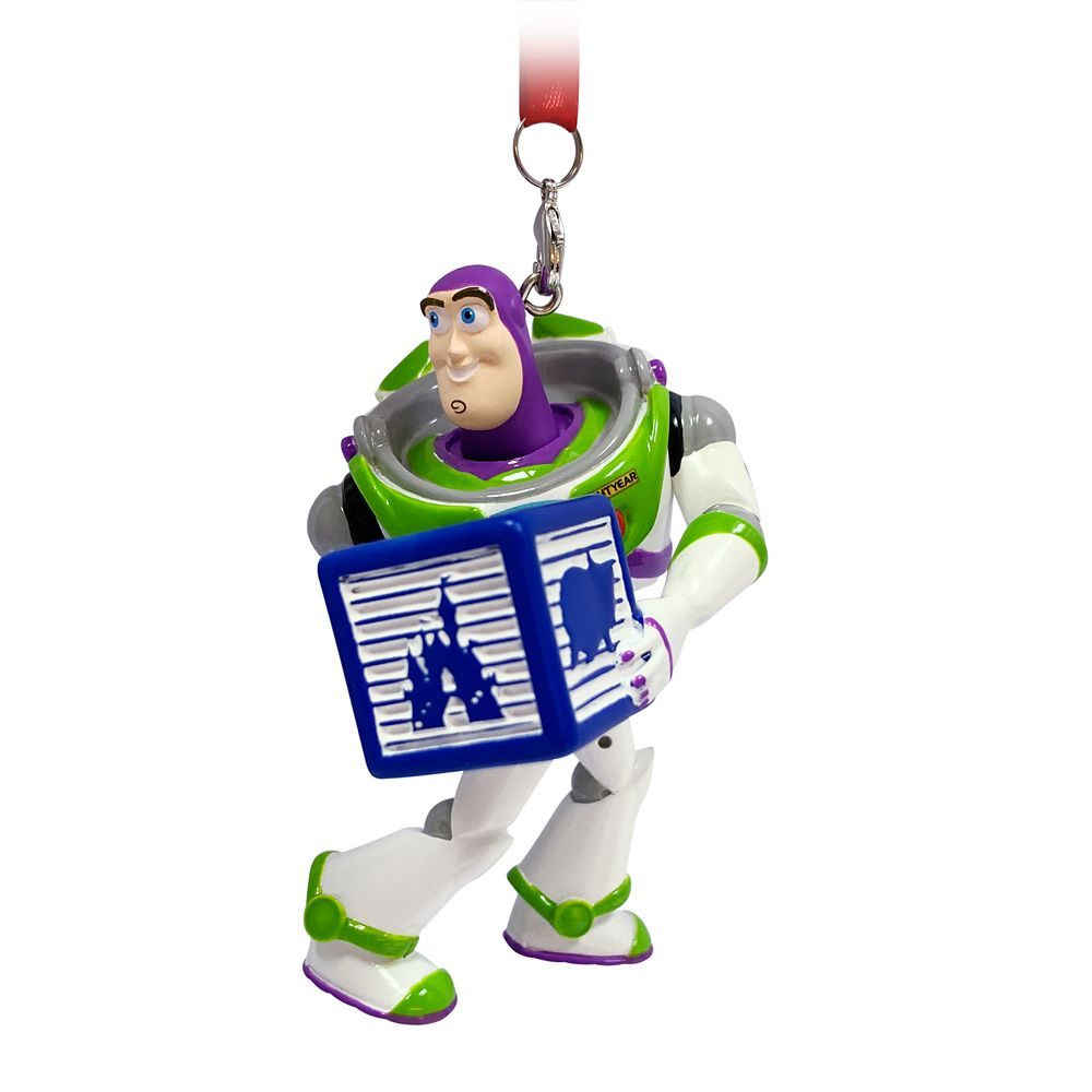 Buzz Lightyear Figural Ornament – Toy Story