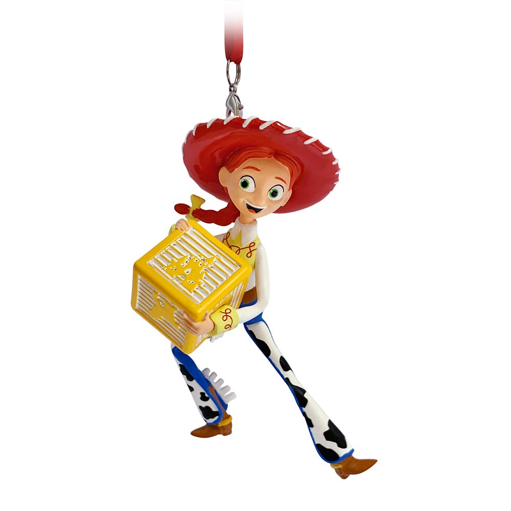 Jessie Figural Ornament – Toy Story
