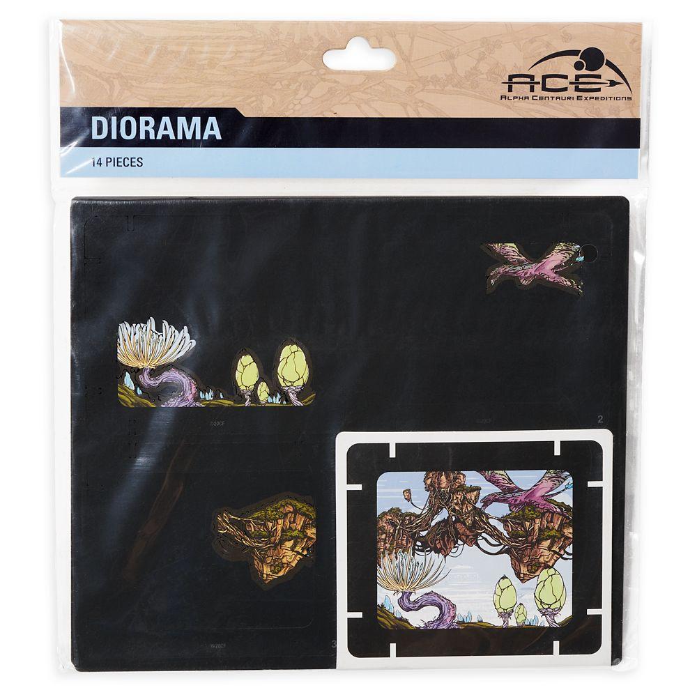 Pandora – The World of Avatar Diorama Kit