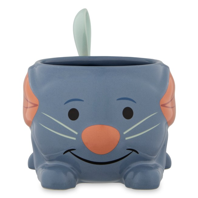 Remy Mug and Spoon – Remy's Ratatouille Adventure