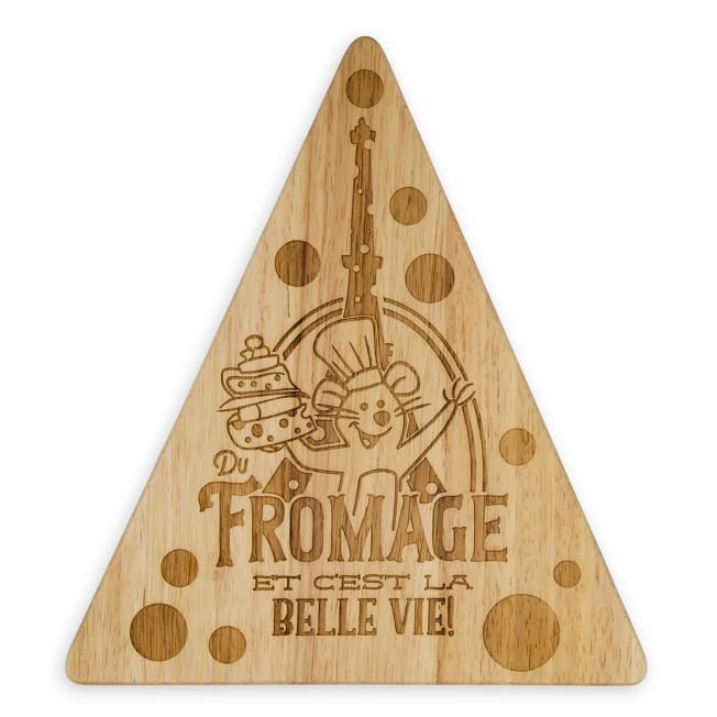 Remy's Ratatouille Adventure Cheese Board