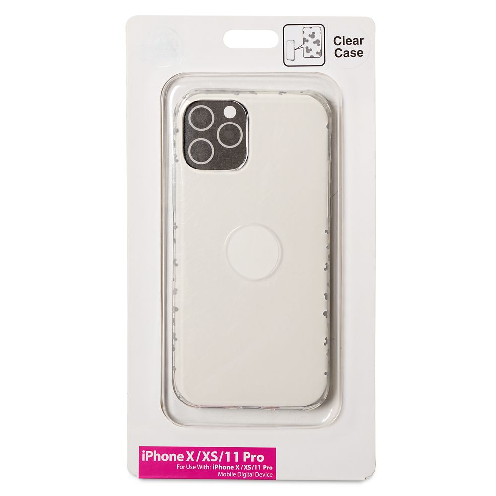 Mickey Mouse Icon Bumper iPhone X/XS/11 Pro Case