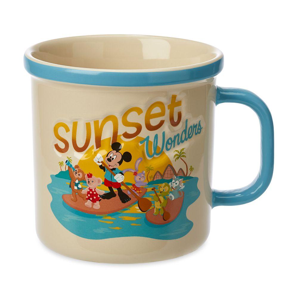 Mickey Mouse ''Sunset Wonders'' Mug –Aulani, A Disney Resort & Spa
