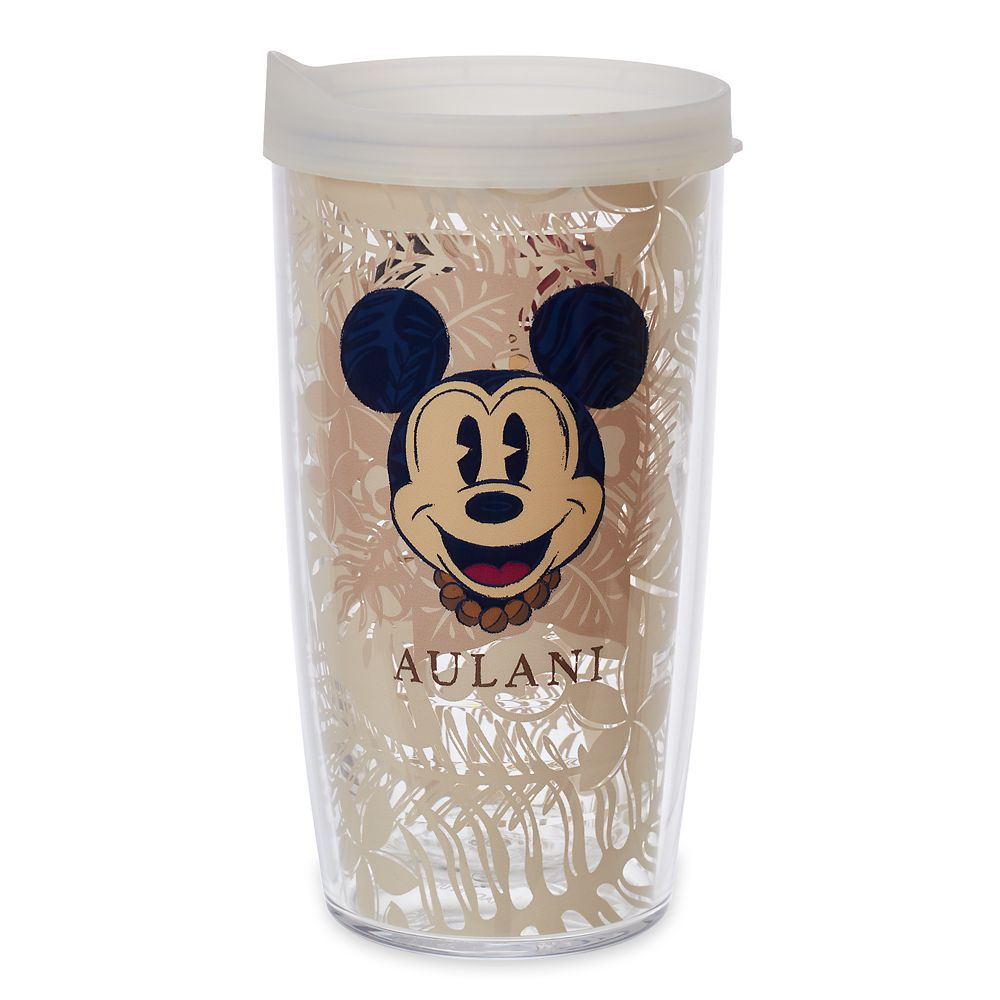 Mickey and Minnie Mouse Travel Tumbler by Tervis – Aulani, A Disney Resort & Spa