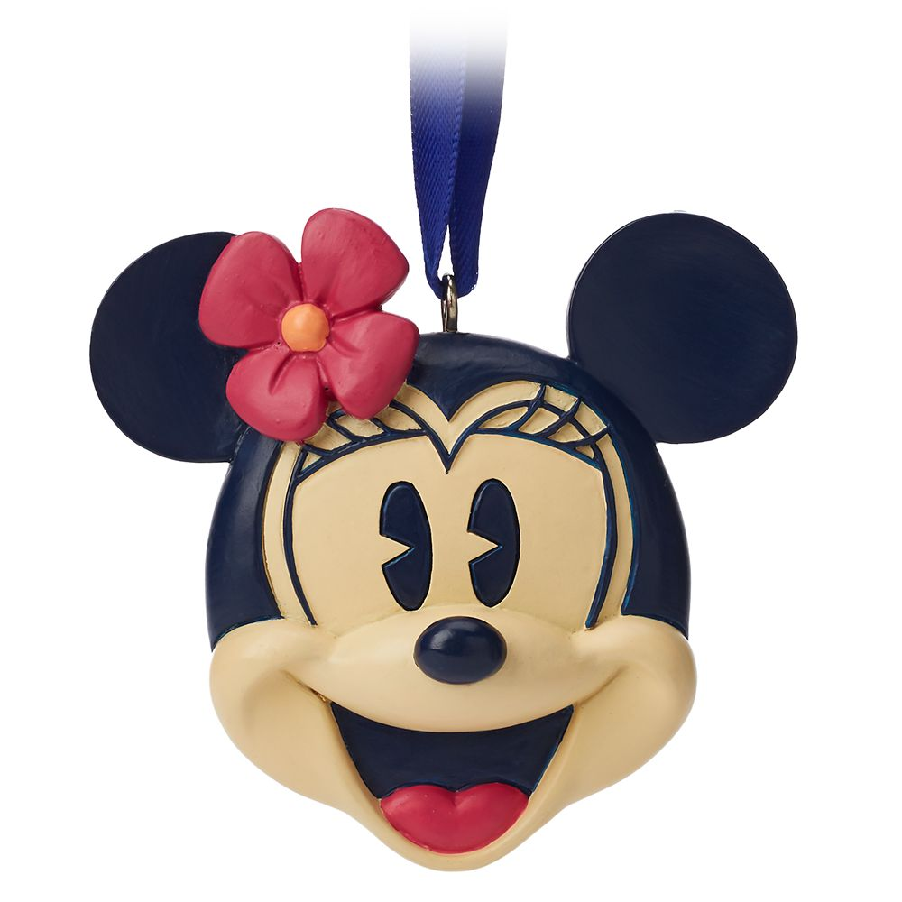 Minnie Mouse Ornament – Aulani, A Disney Resort & Spa