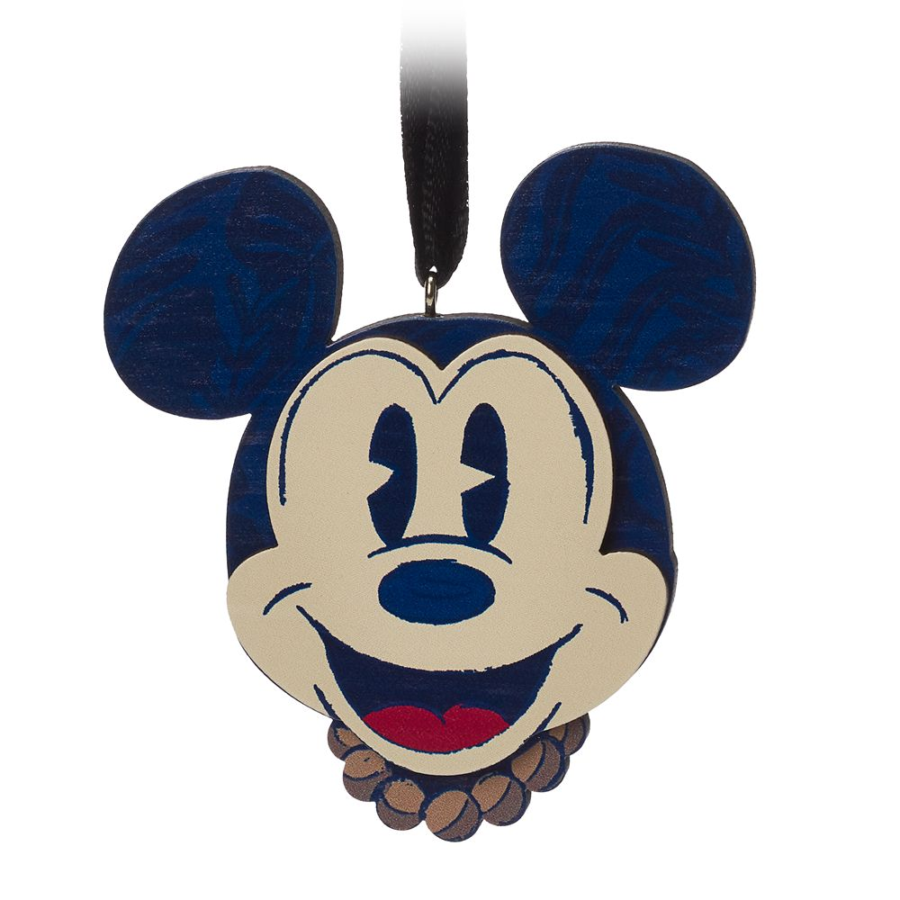Mickey Mouse Ornament – Aulani, A Disney Resort & Spa